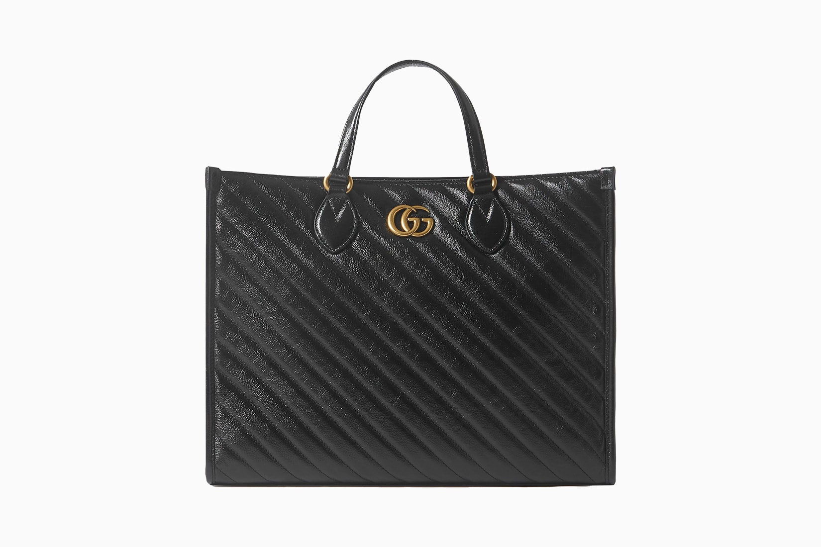 best women work bags Gucci GG Marmont tote review - Luxe Digital