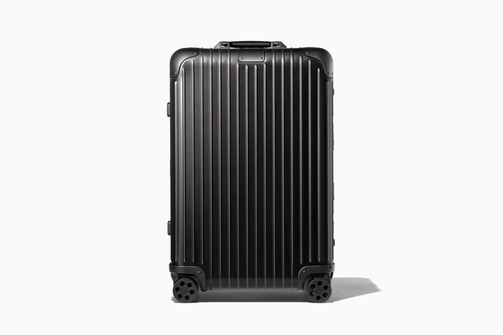 best luggage brands high end rimowa original - Luxe Digital