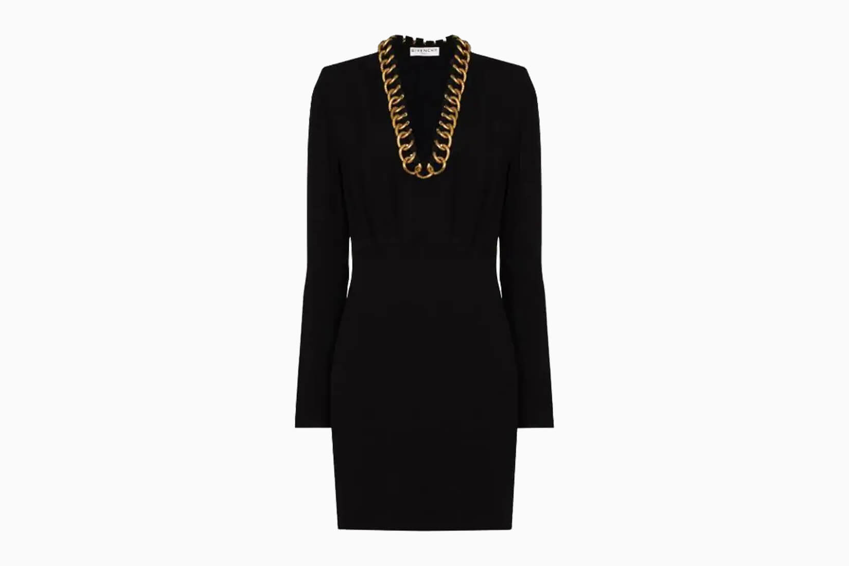 best little black dresses givenchy long sleeve - Luxe Digital