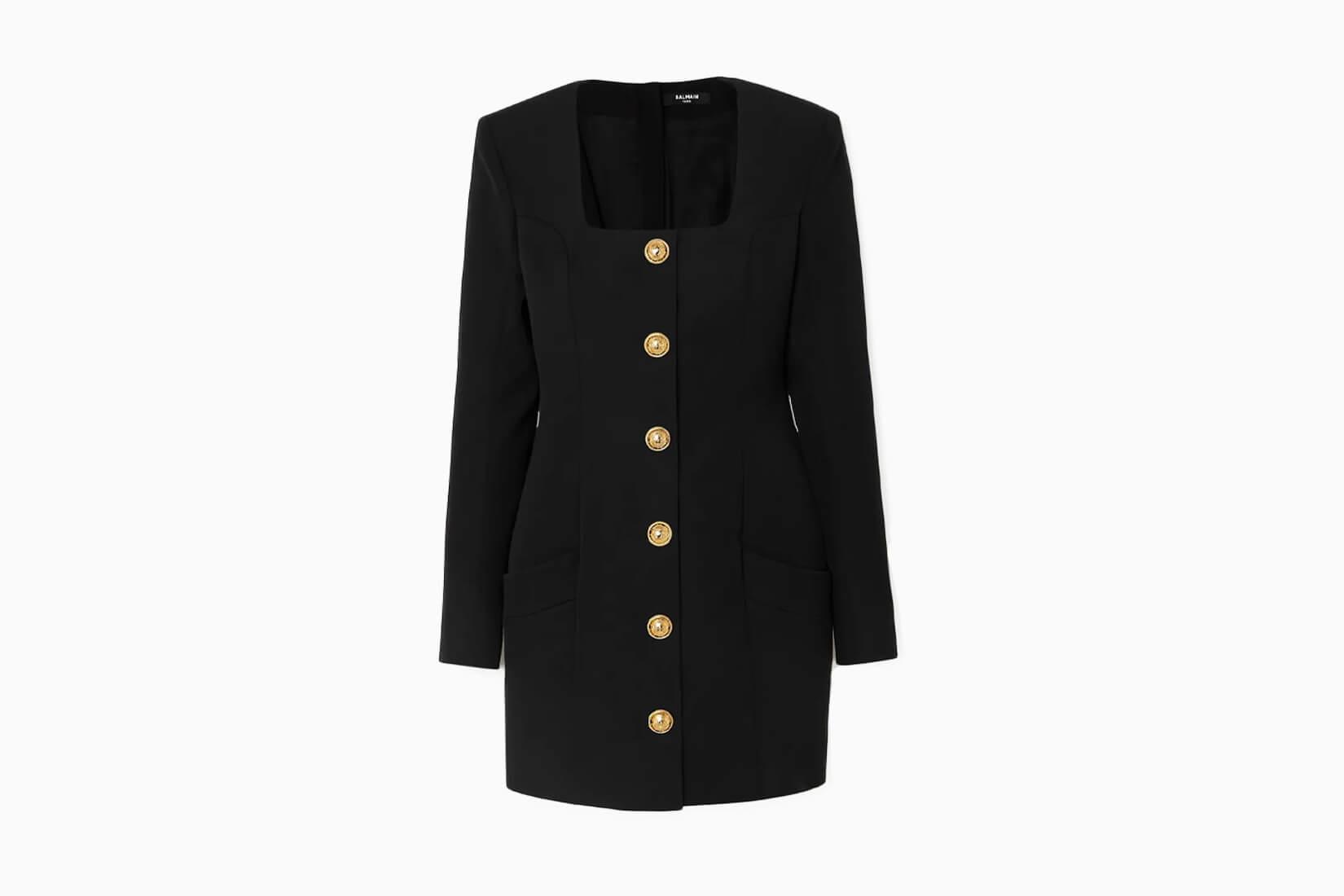 best little black dresses balmain - Luxe Digital