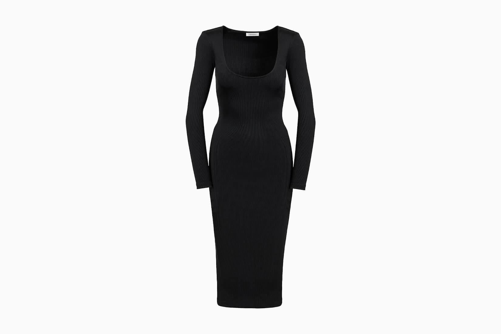 best little black dresses anine bing - Luxe Digital