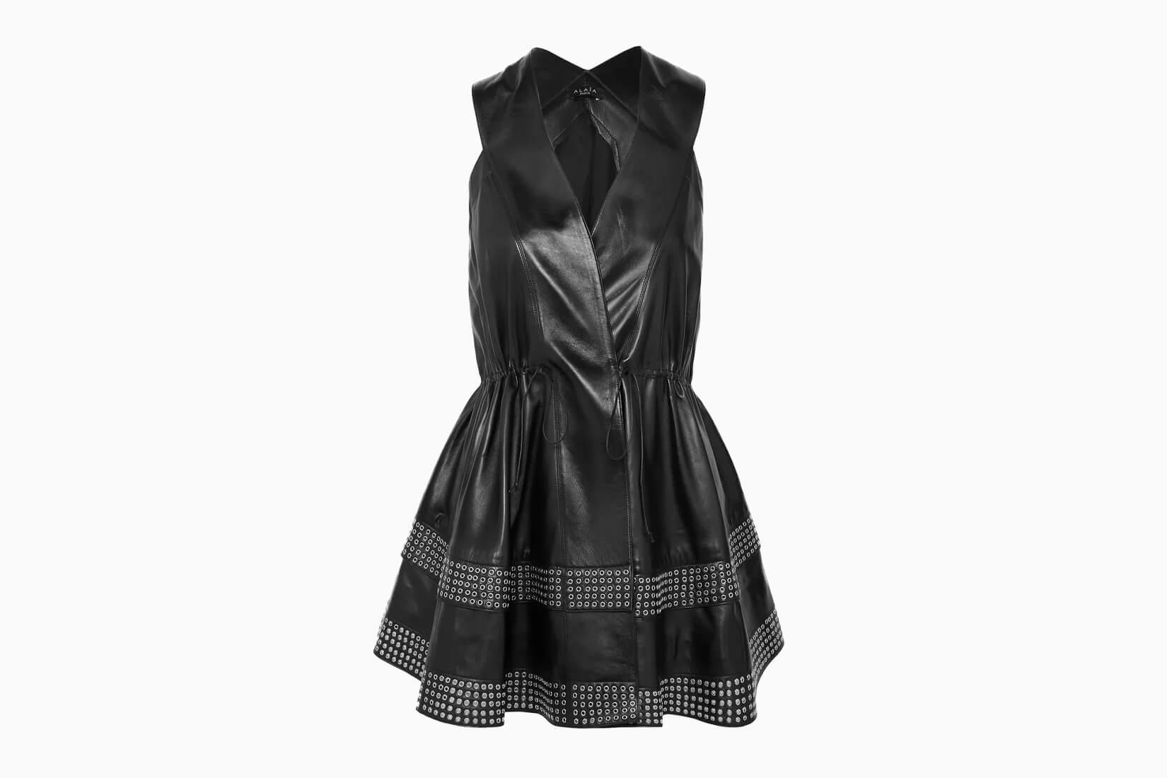 best little black dresses alaia - Luxe Digital