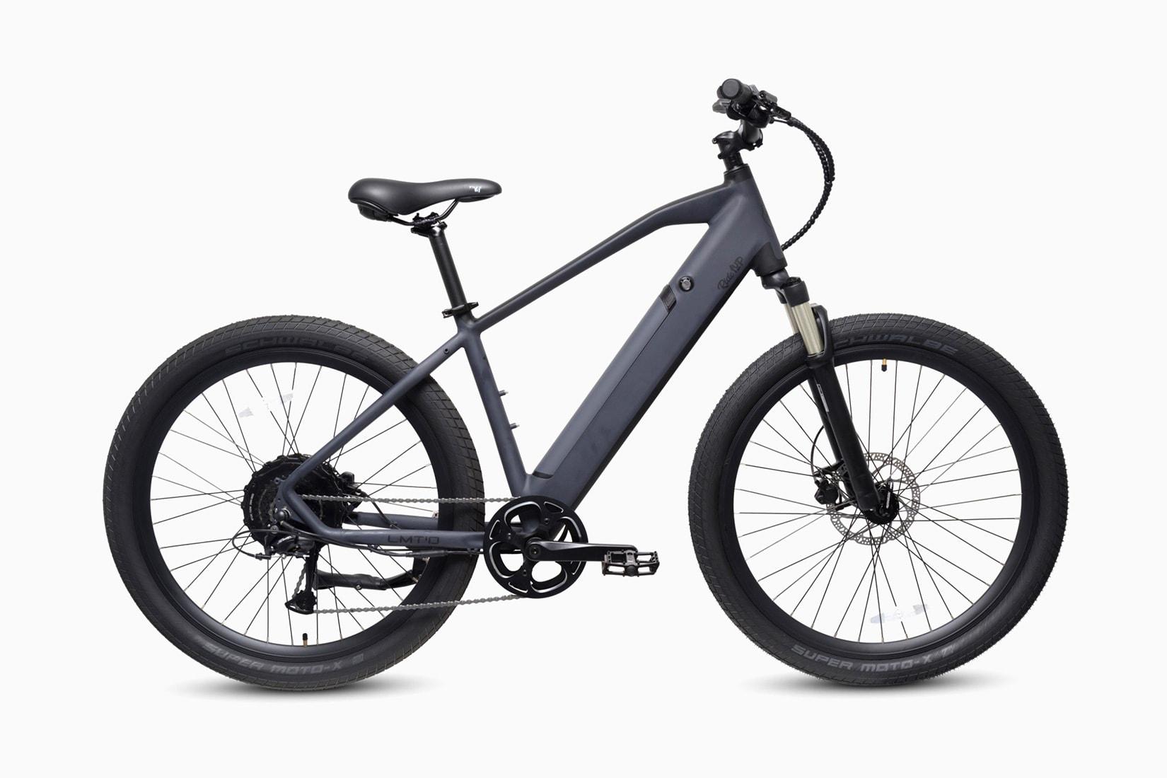 Las mejores bicicletas eléctricas premium revisión Ride1up - Luxe Digital