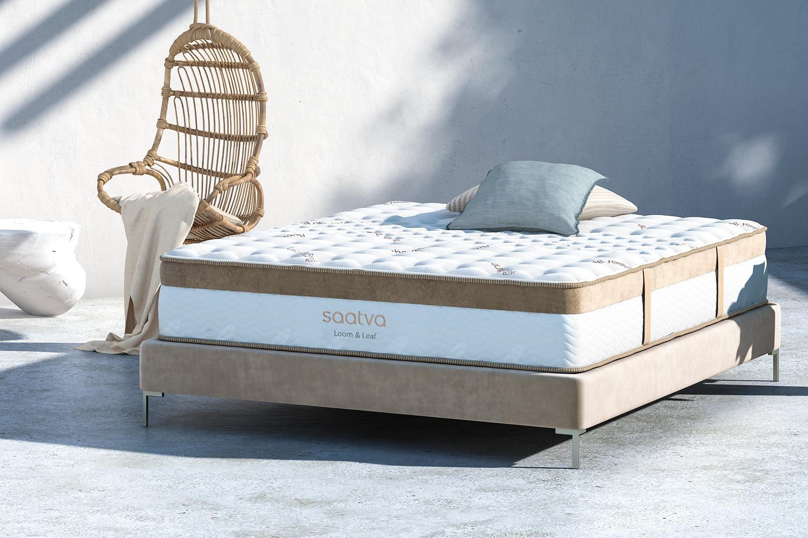 Loom & Leaf luxury mattress review - Luxe Digital