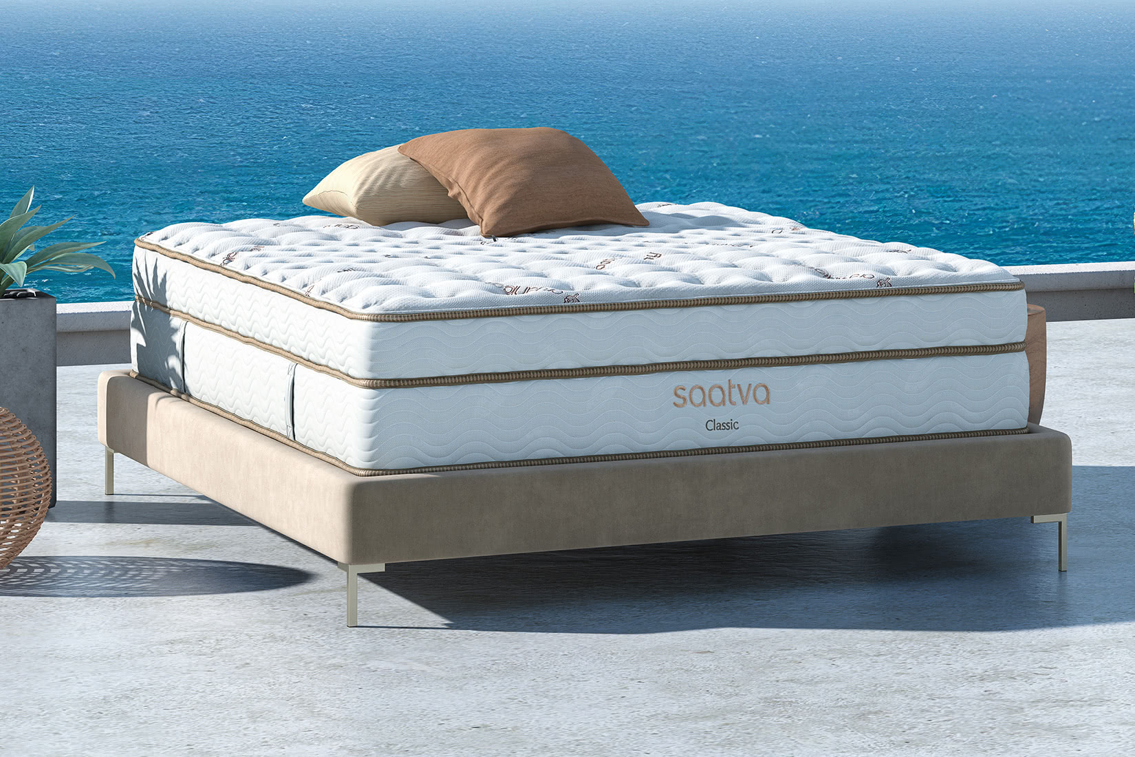 Saatva classic luxury mattress review - Luxe Digital