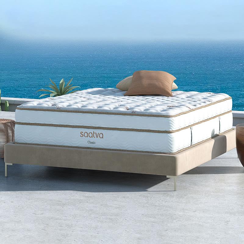 Saatva classic mattress review summary - Luxe Digital