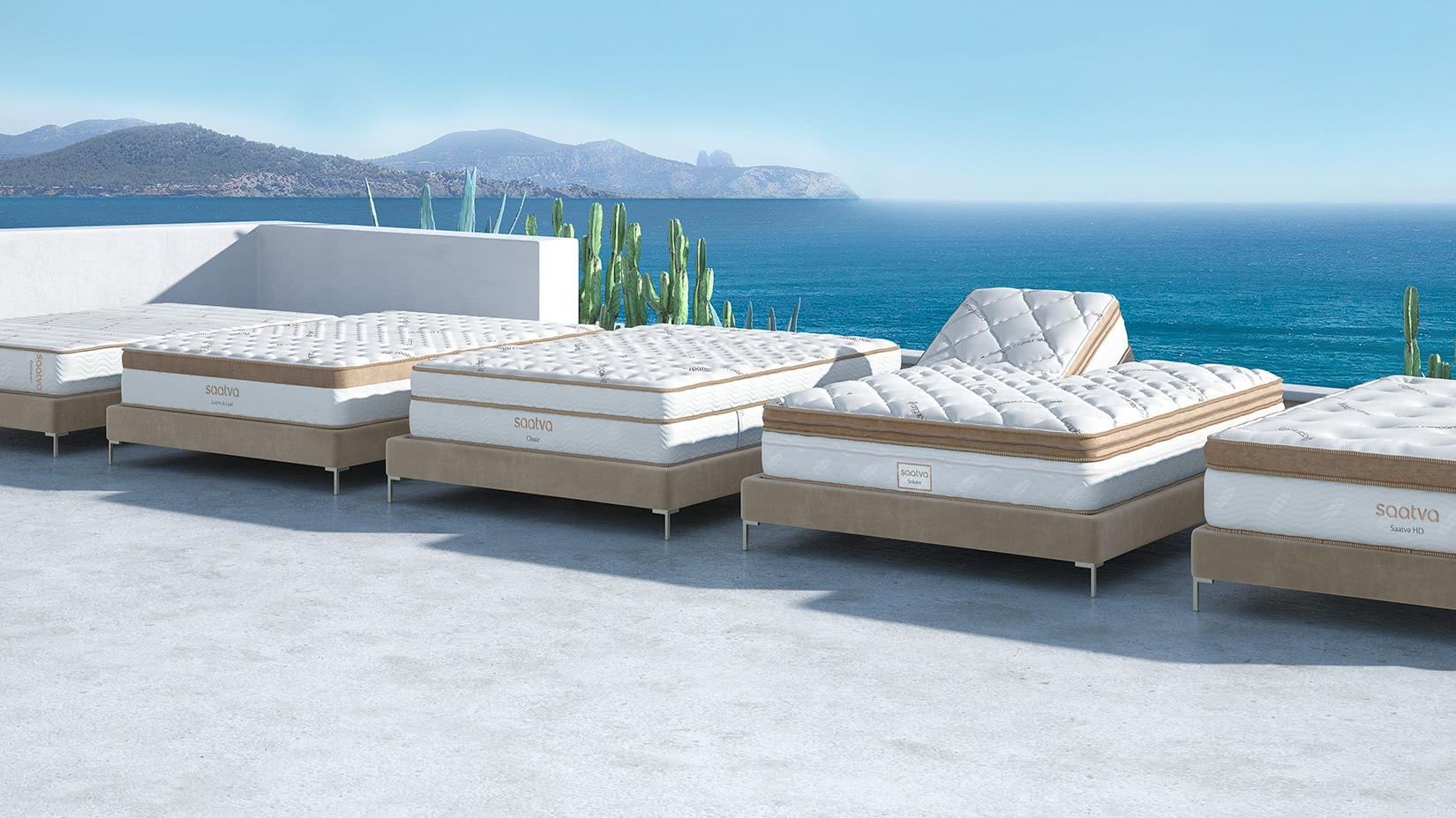 Saatva vs Casper luxury mattress reviews - Luxe Digital