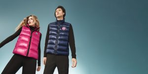 Featherlight And Fashionable: Transitional Dressing With Canada Goose