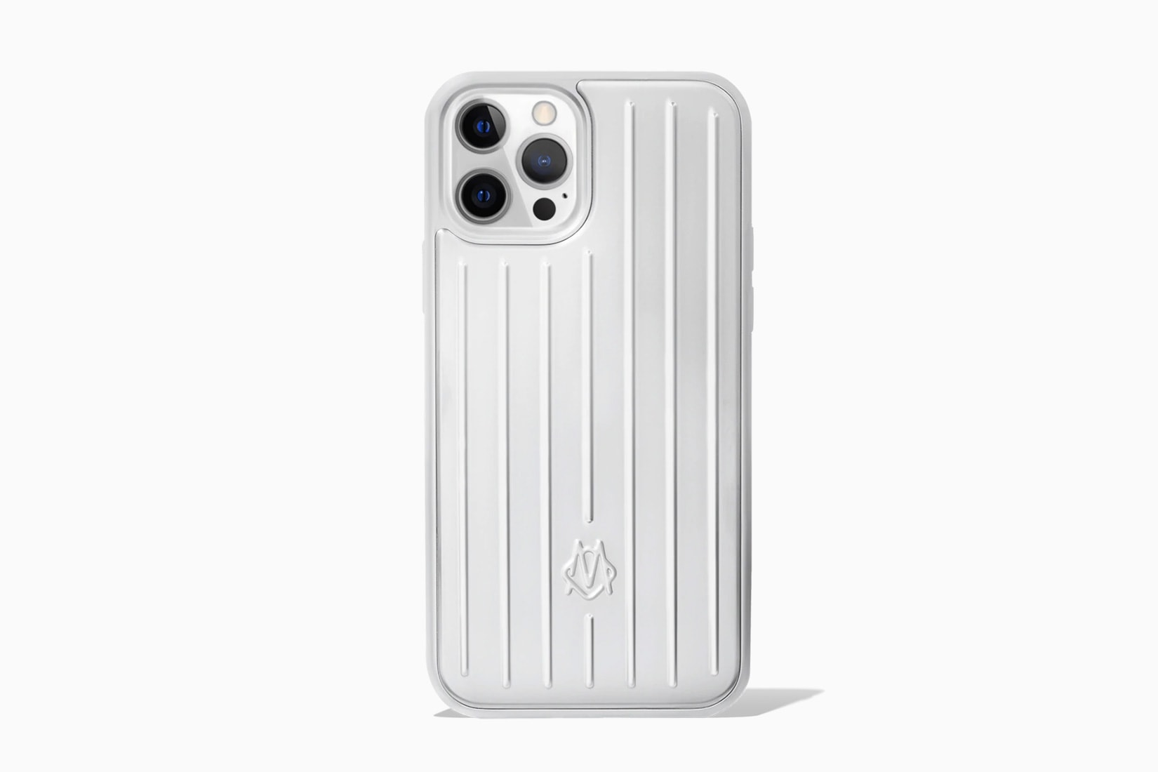 best iphone case premium rimowa silver review - Luxe Digital