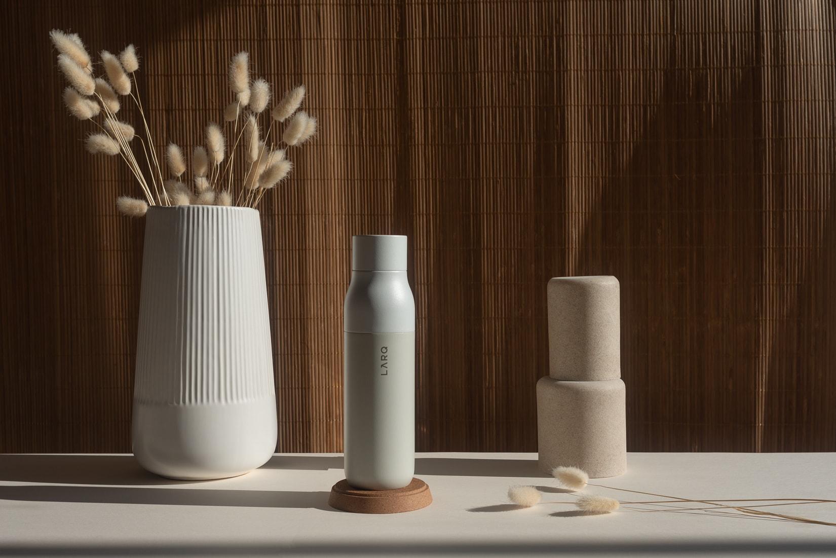 LARQ purevis water bottle review - Luxe Digital
