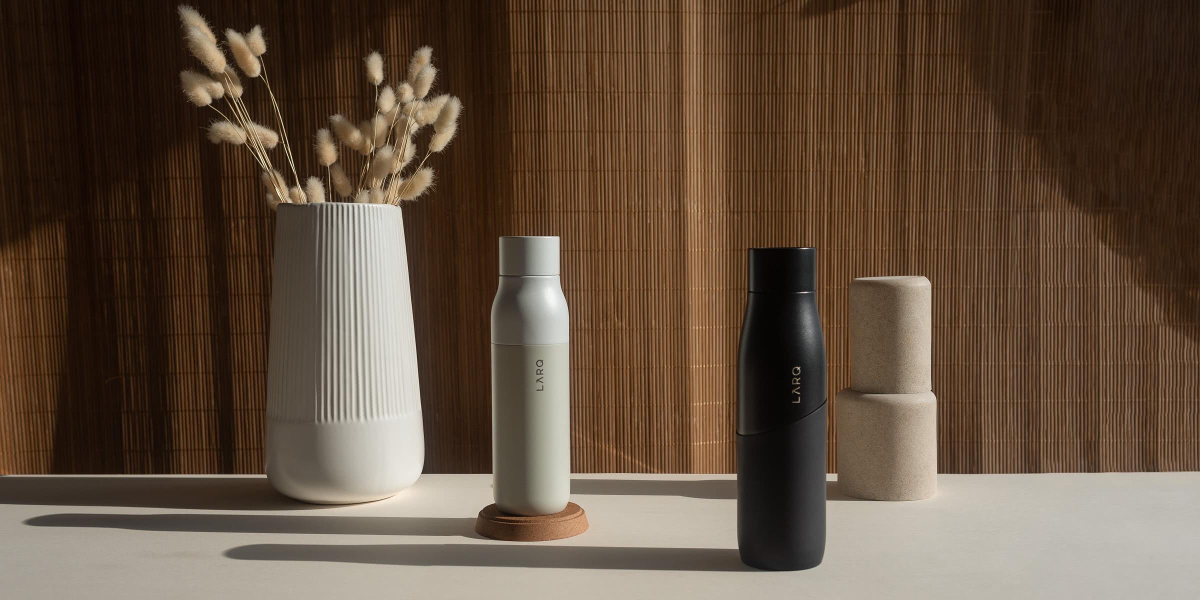 LARQ water bottle review - Luxe Digital