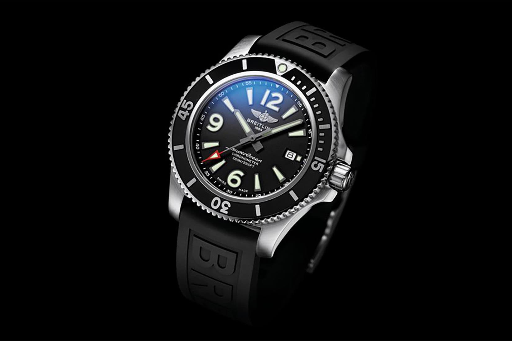 eBay luxury watch authenticity guarantee Breitling Superocean Moonwatch review - Luxe Digital