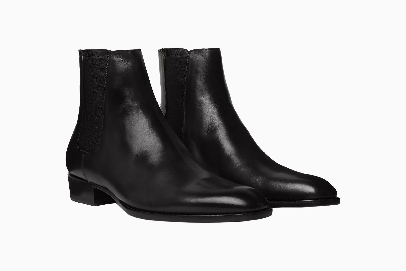 best chelsea boots saint laurent cabell review luxe