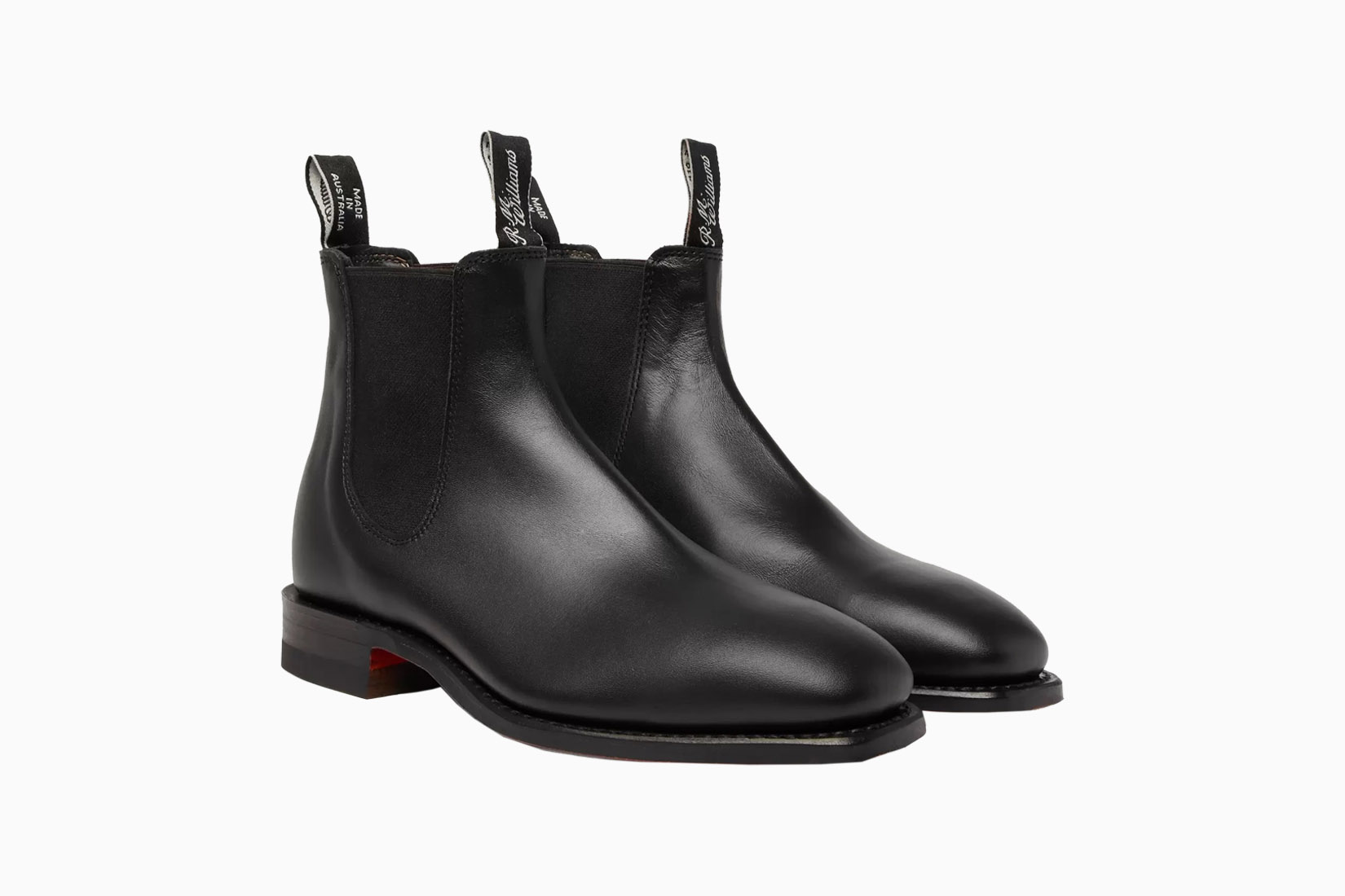 best chelsea boots r m williams review luxe