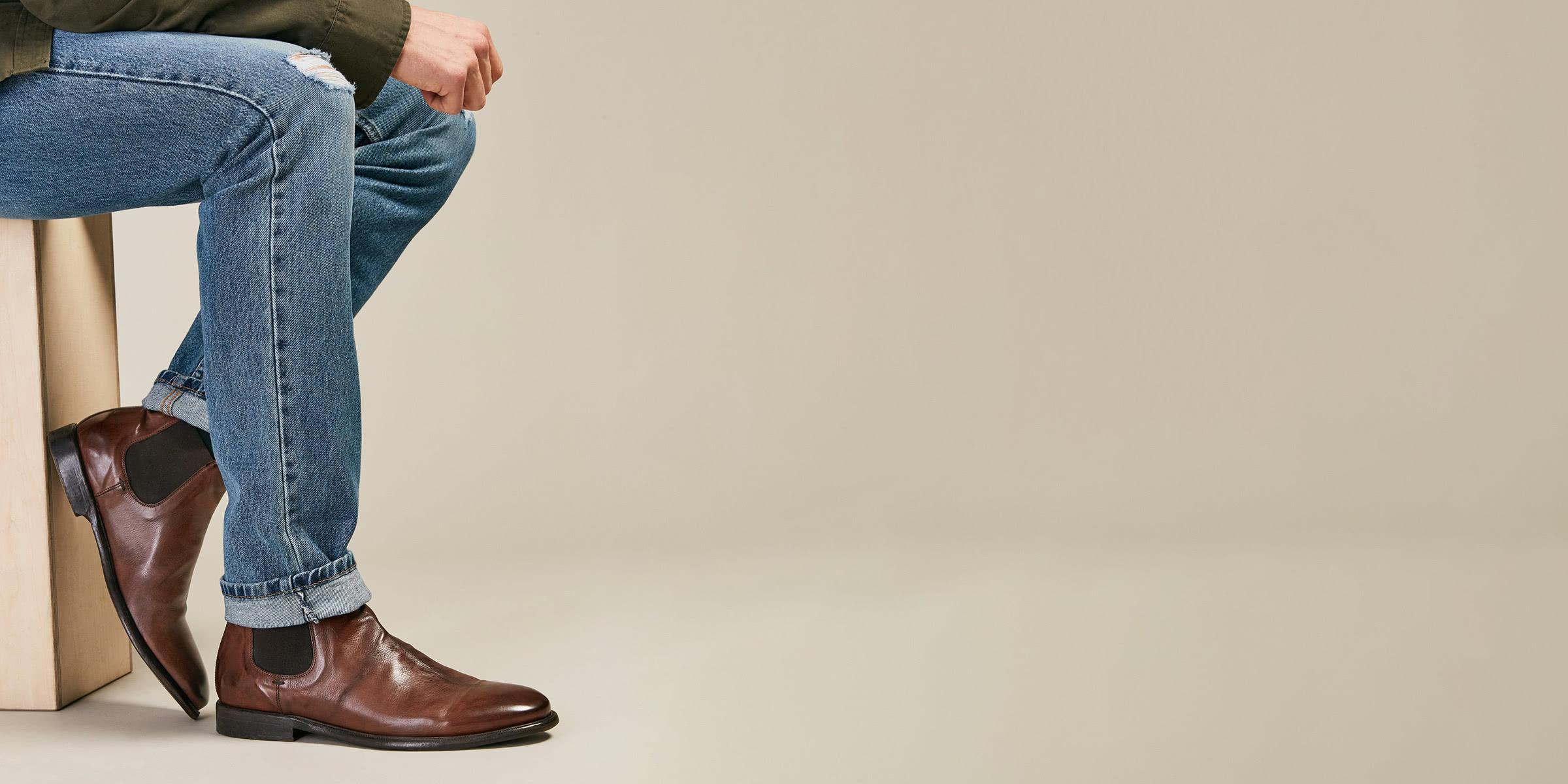 best chelsea boots men - Luxe Digital