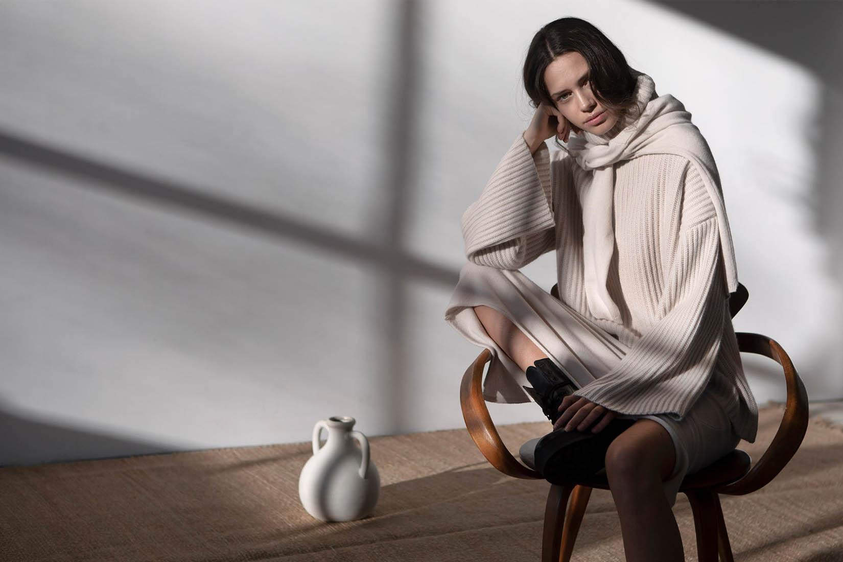 best loungewear brands women allude review Luxe Digital