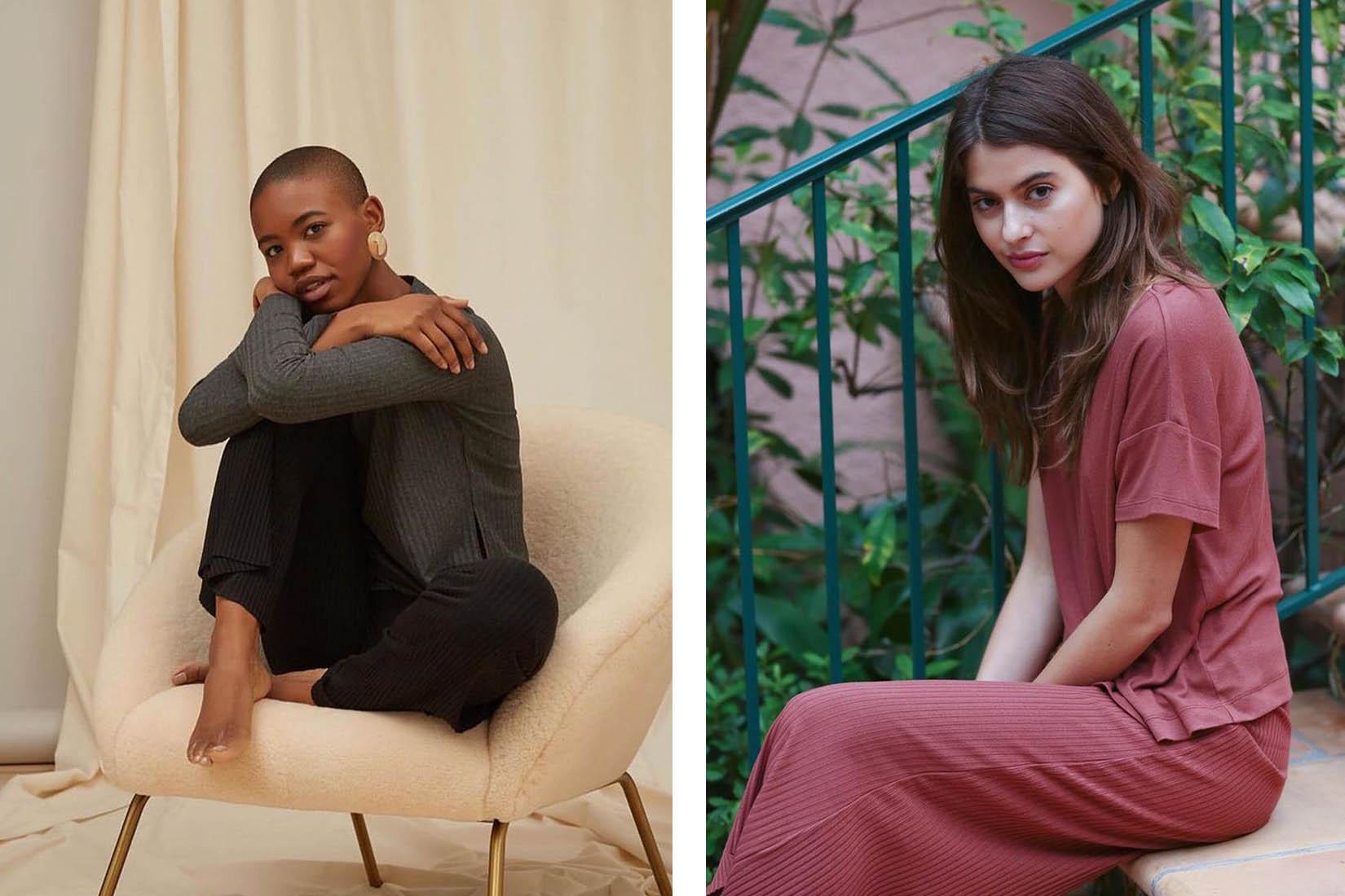 best loungewear brands women cale review Luxe Digital
