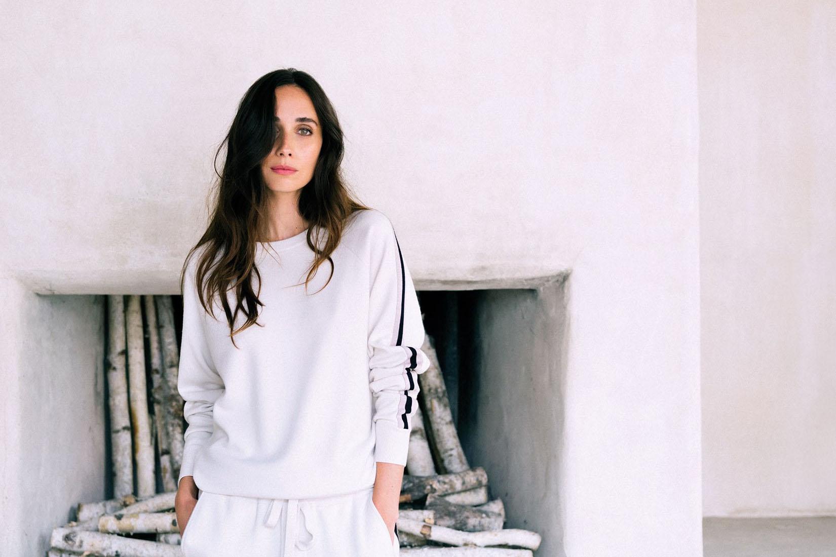 best loungewear brands women olivia von halle review Luxe Digital