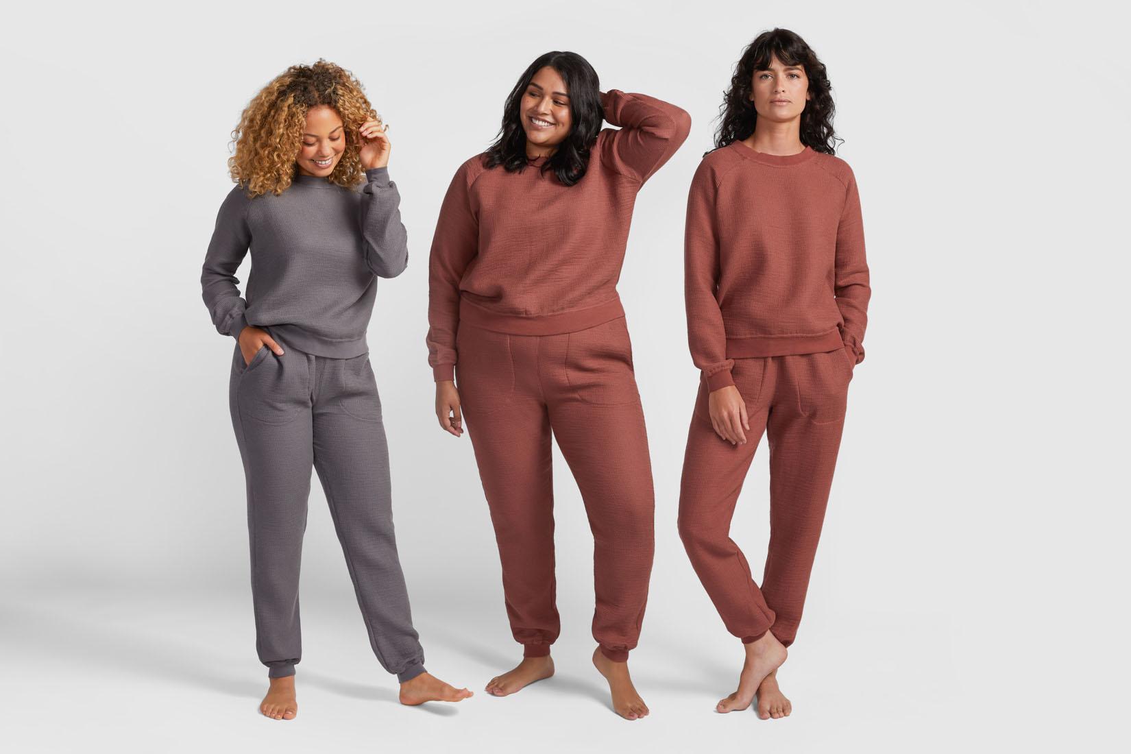 best loungewear brands women parachute review Luxe Digital