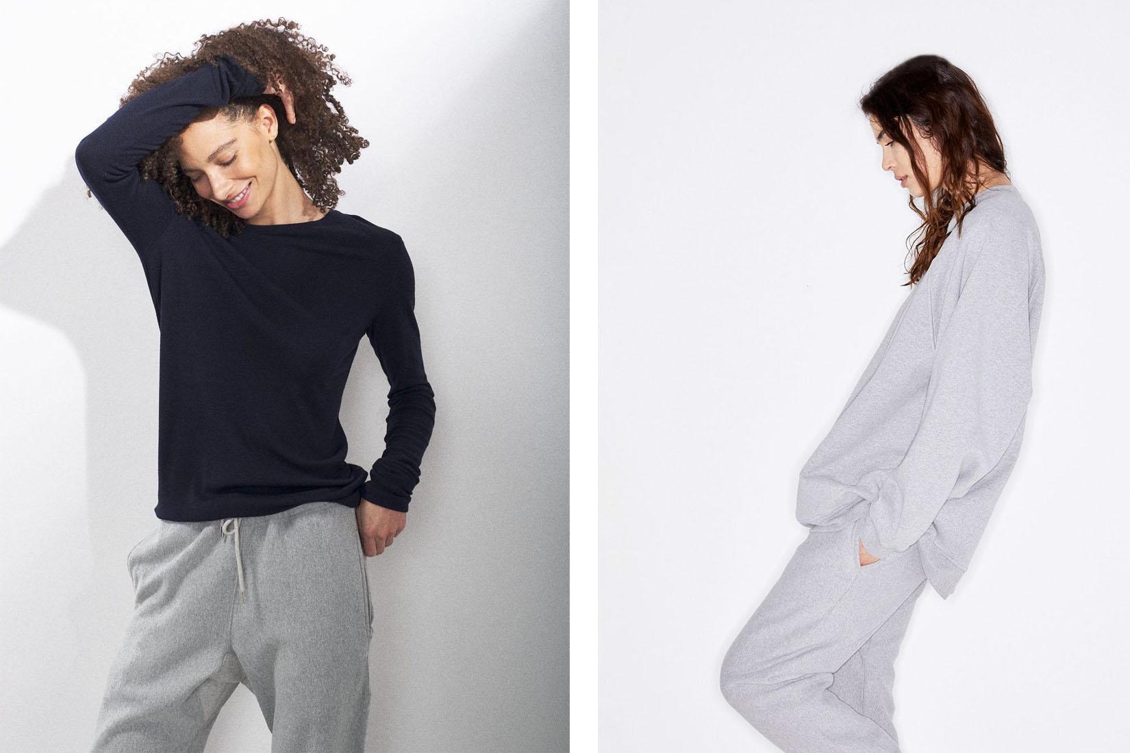 best loungewear brands women raey review Luxe Digital