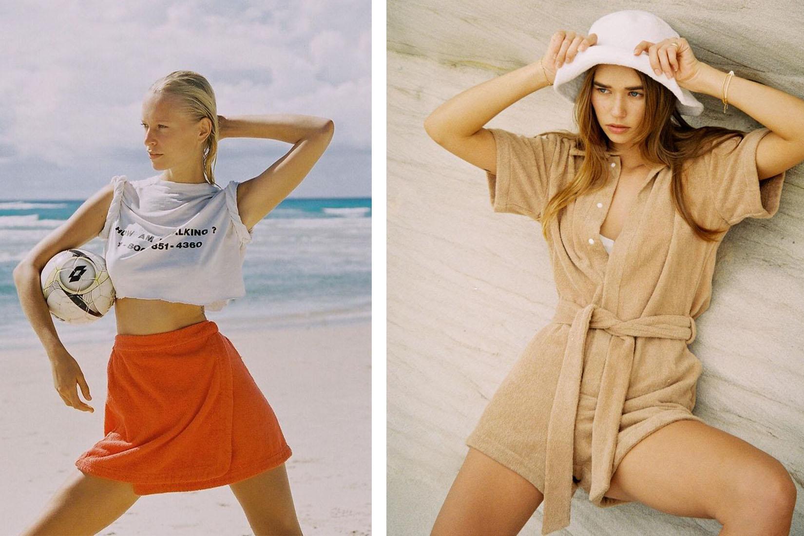 best loungewear brands women terry review Luxe Digital