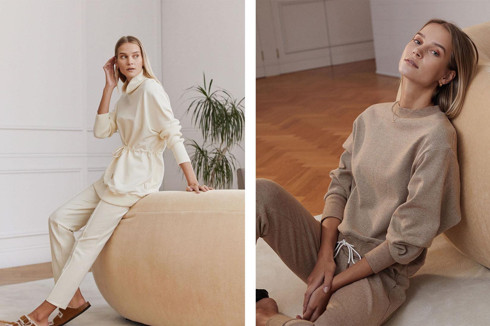 best loungewear brands women varley review Luxe Digital