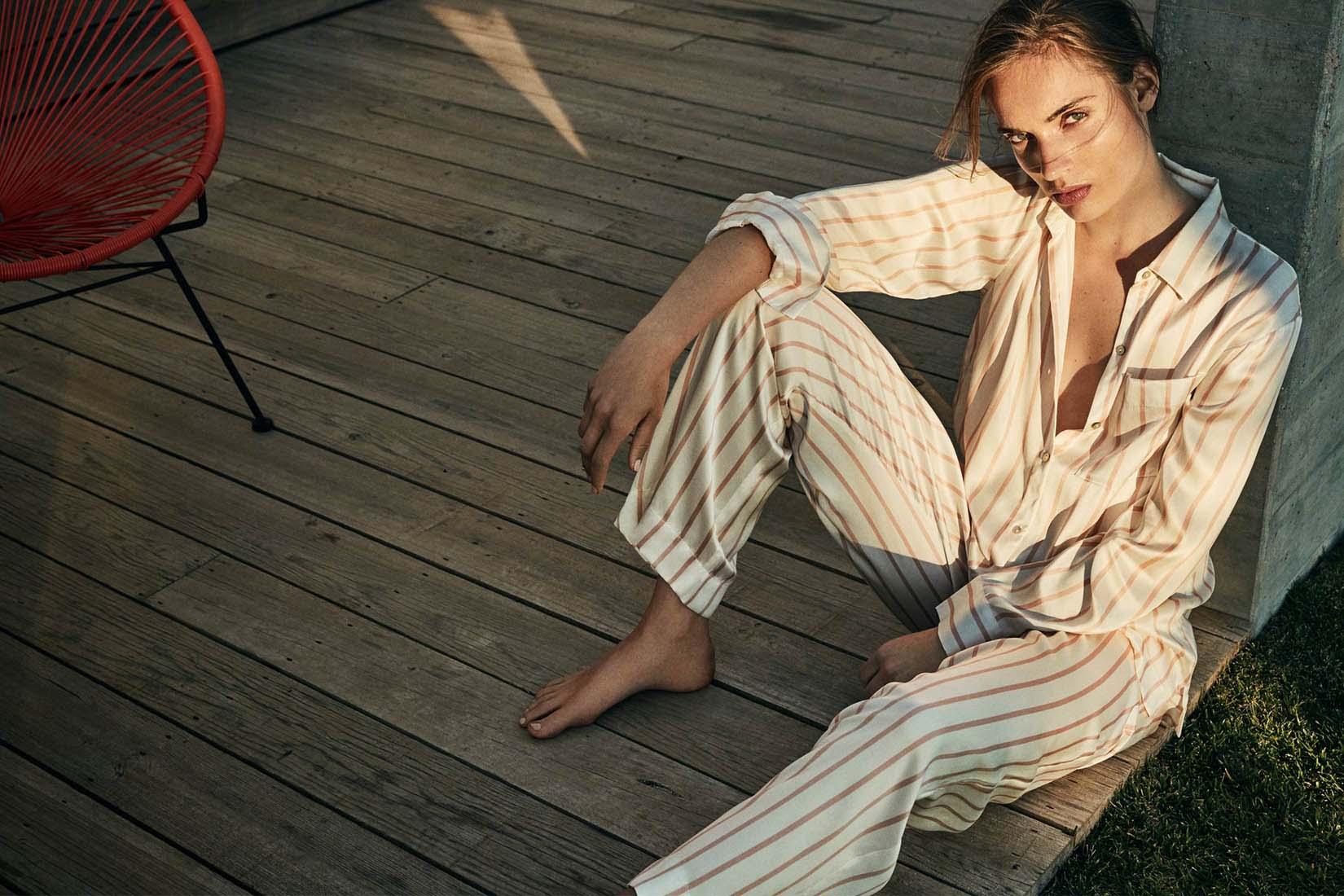 best loungewear brands women asceno review Luxe Digital