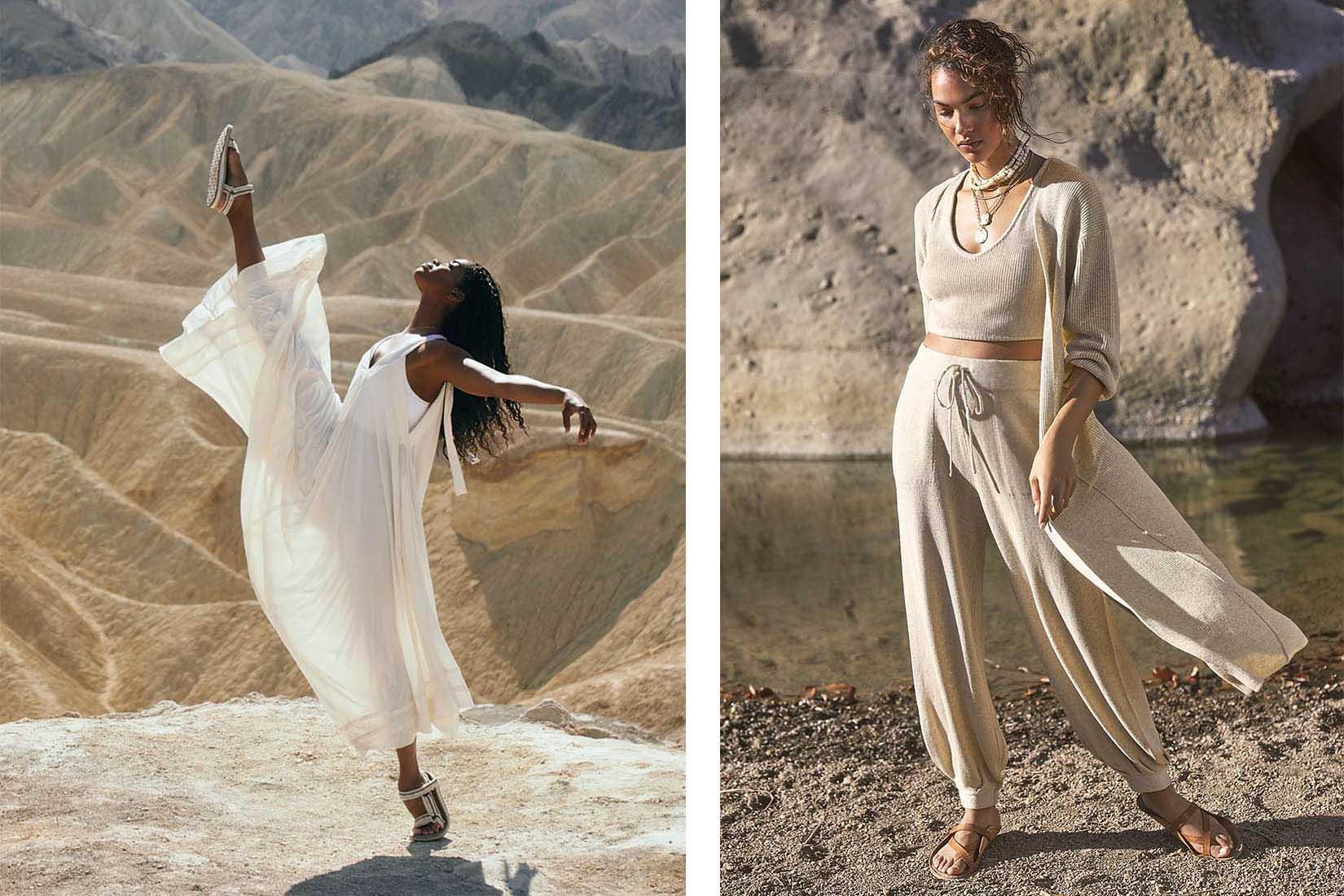 best loungewear brands women free people review Luxe Digital