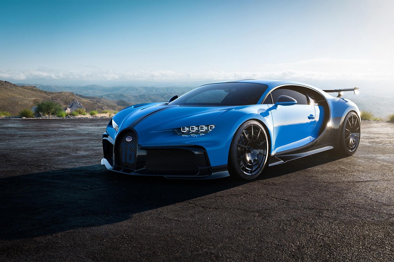 best luxury car brand Bugatti - Luxe Digital