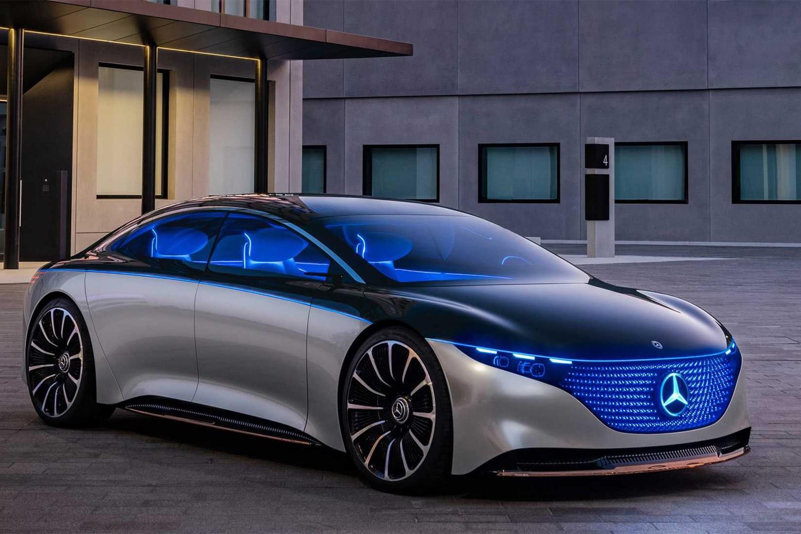 best luxury car brand Mercedes-Benz - Luxe Digital