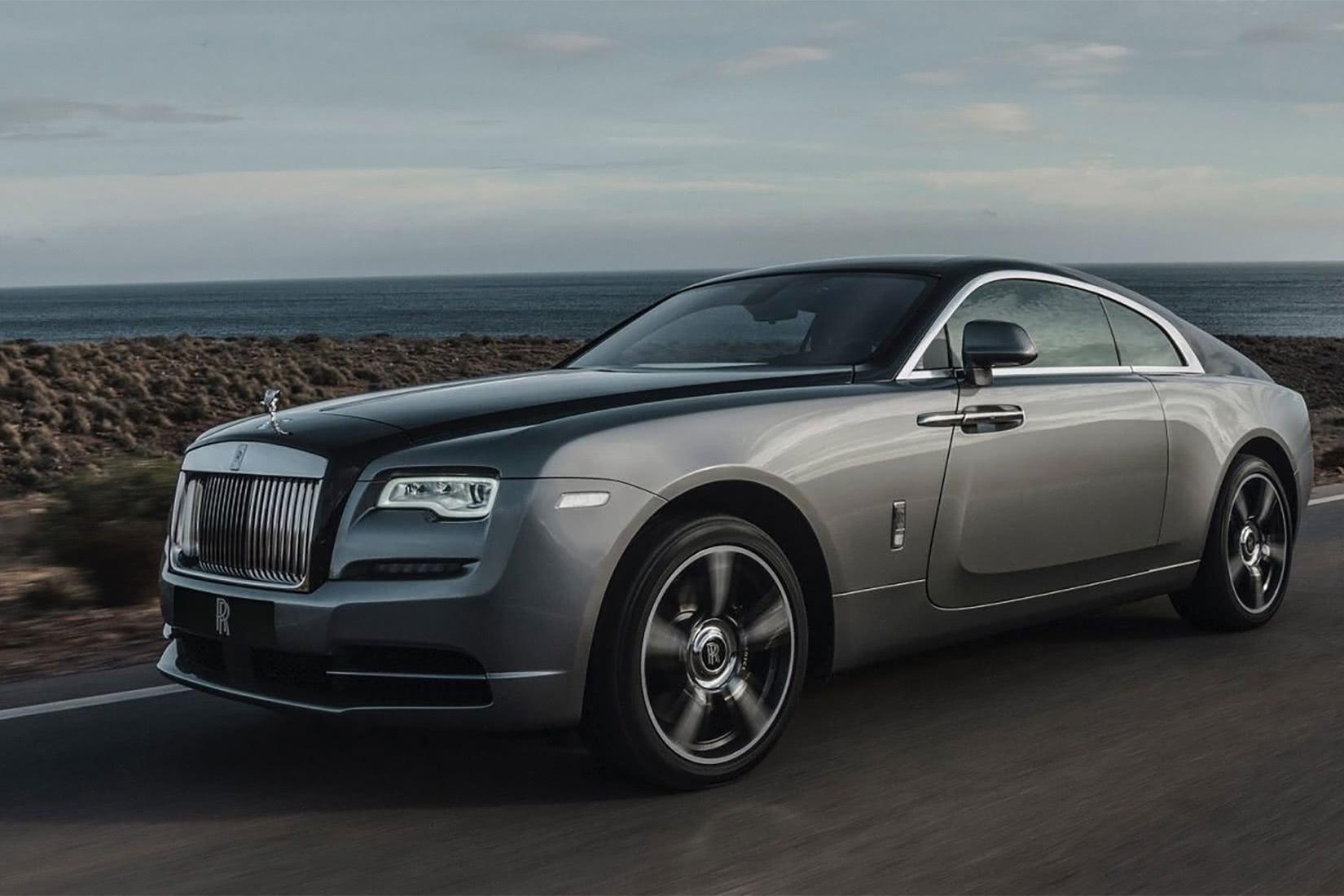 best luxury car brand Rolls-Royce - Luxe Digital