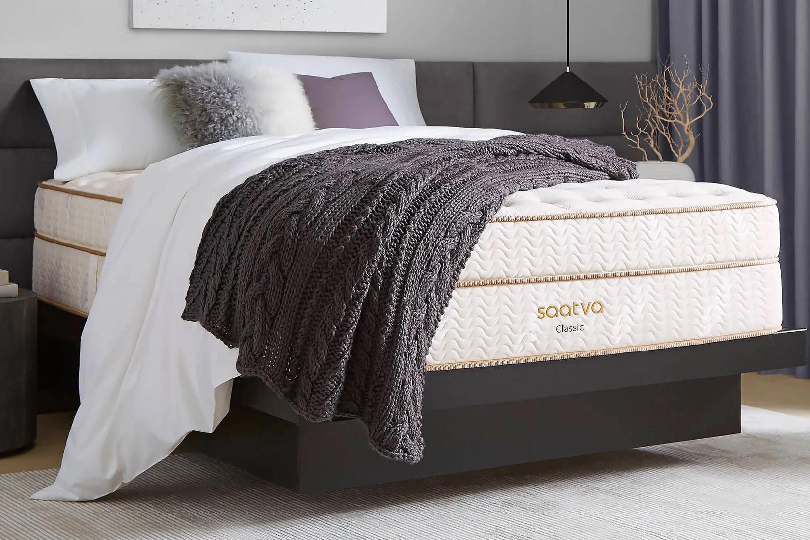best luxury mattress brands saatva review luxe digital