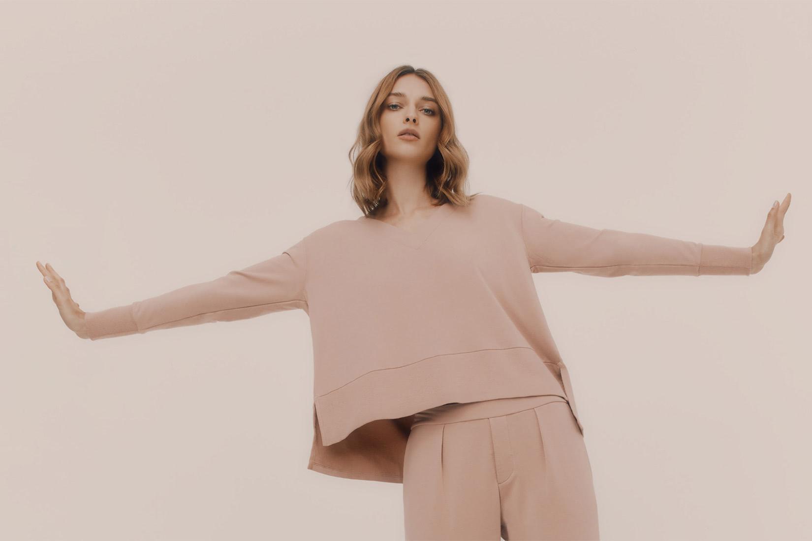 best loungewear brands women cuyana review Luxe Digital