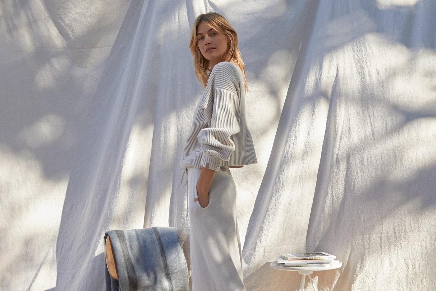 best loungewear brands women lunya review Luxe Digital