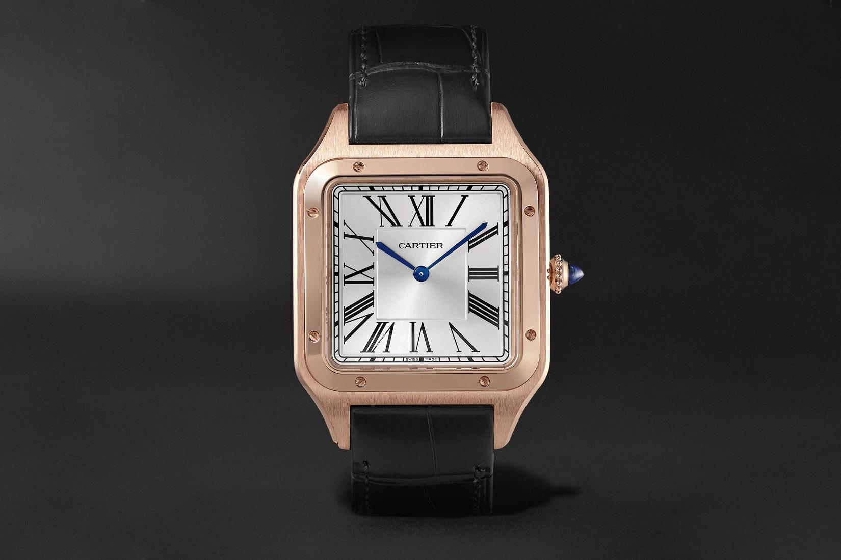 best luxury watch cartier santos-dumont Luxe Digital