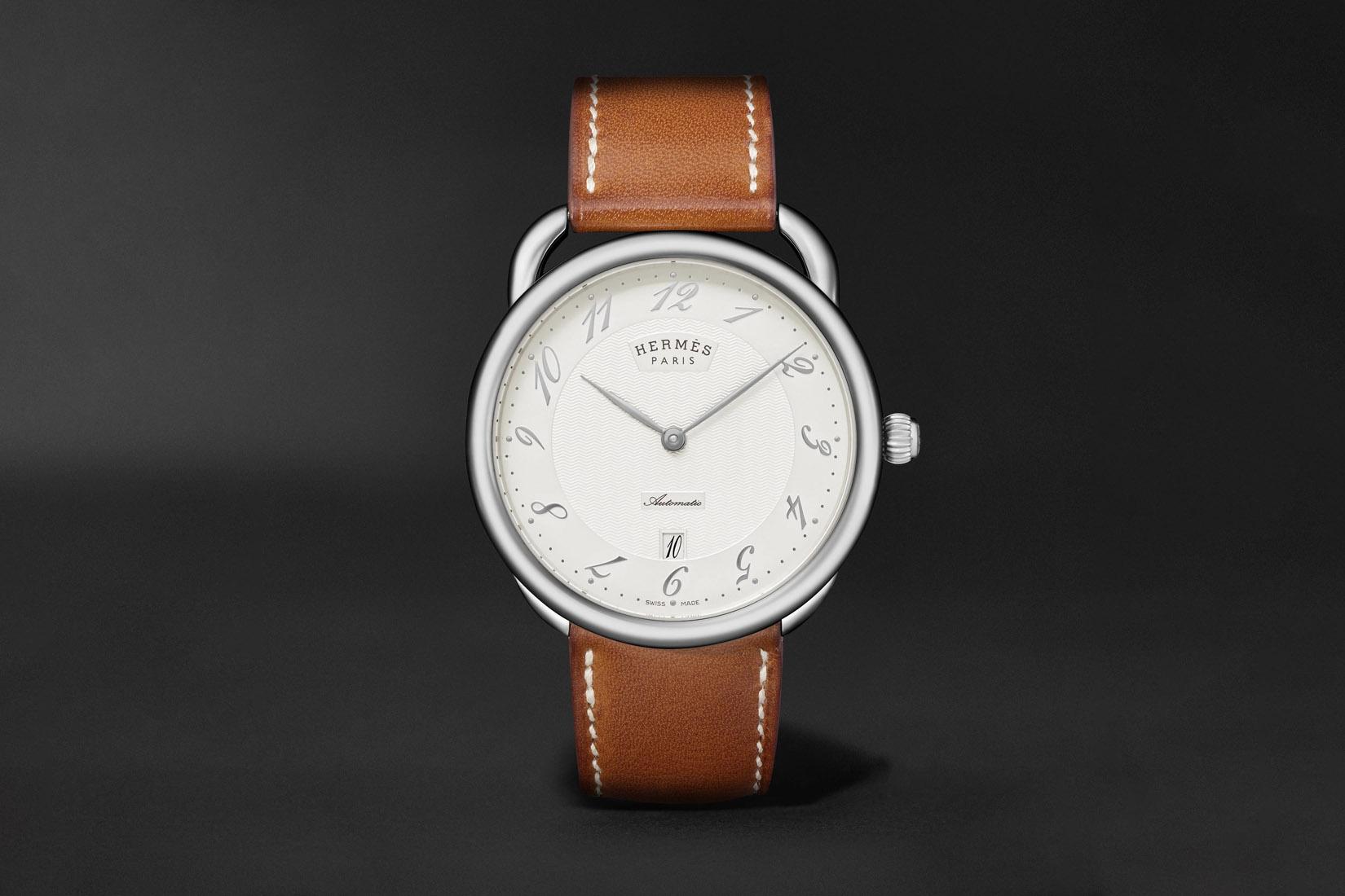 best luxury watch hermes arceau automatic Luxe Digital