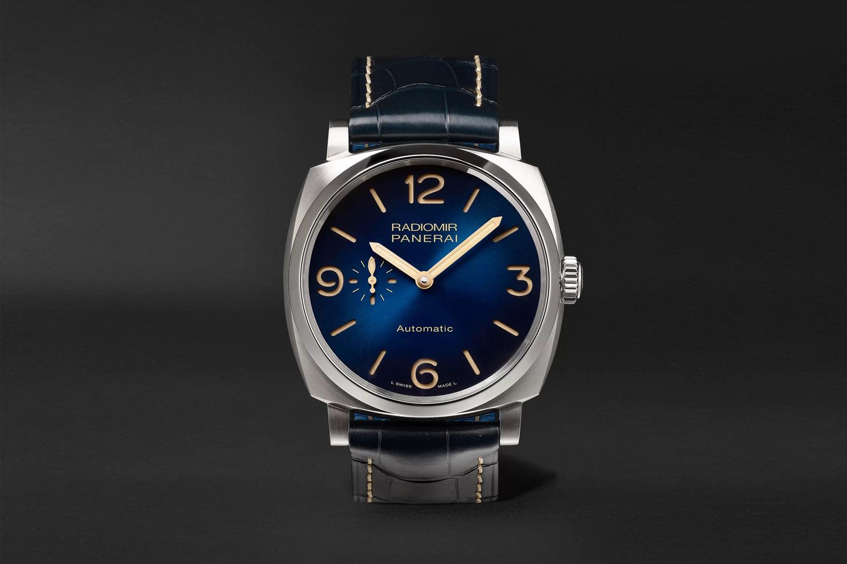 best luxury watch panerai radiomir mediterraneo Luxe Digital