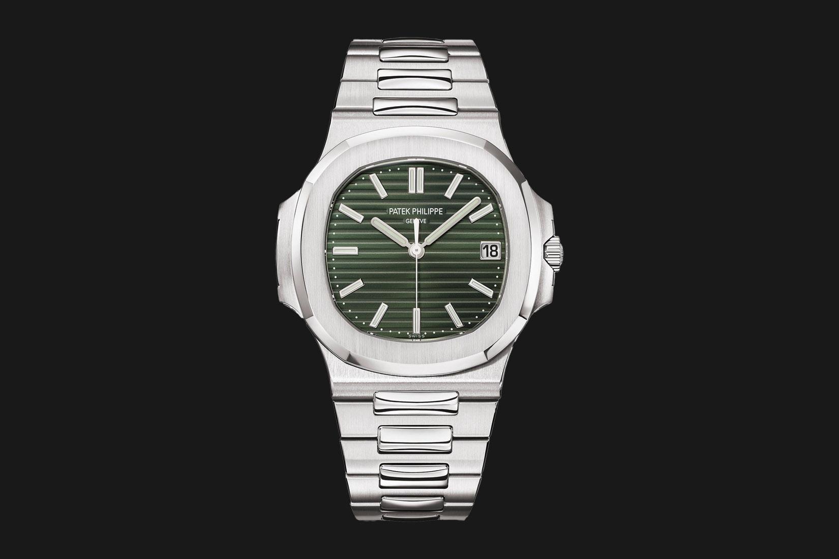 best luxury watch patek philippe nautilus ref. 5711/1a-014 Luxe Digital