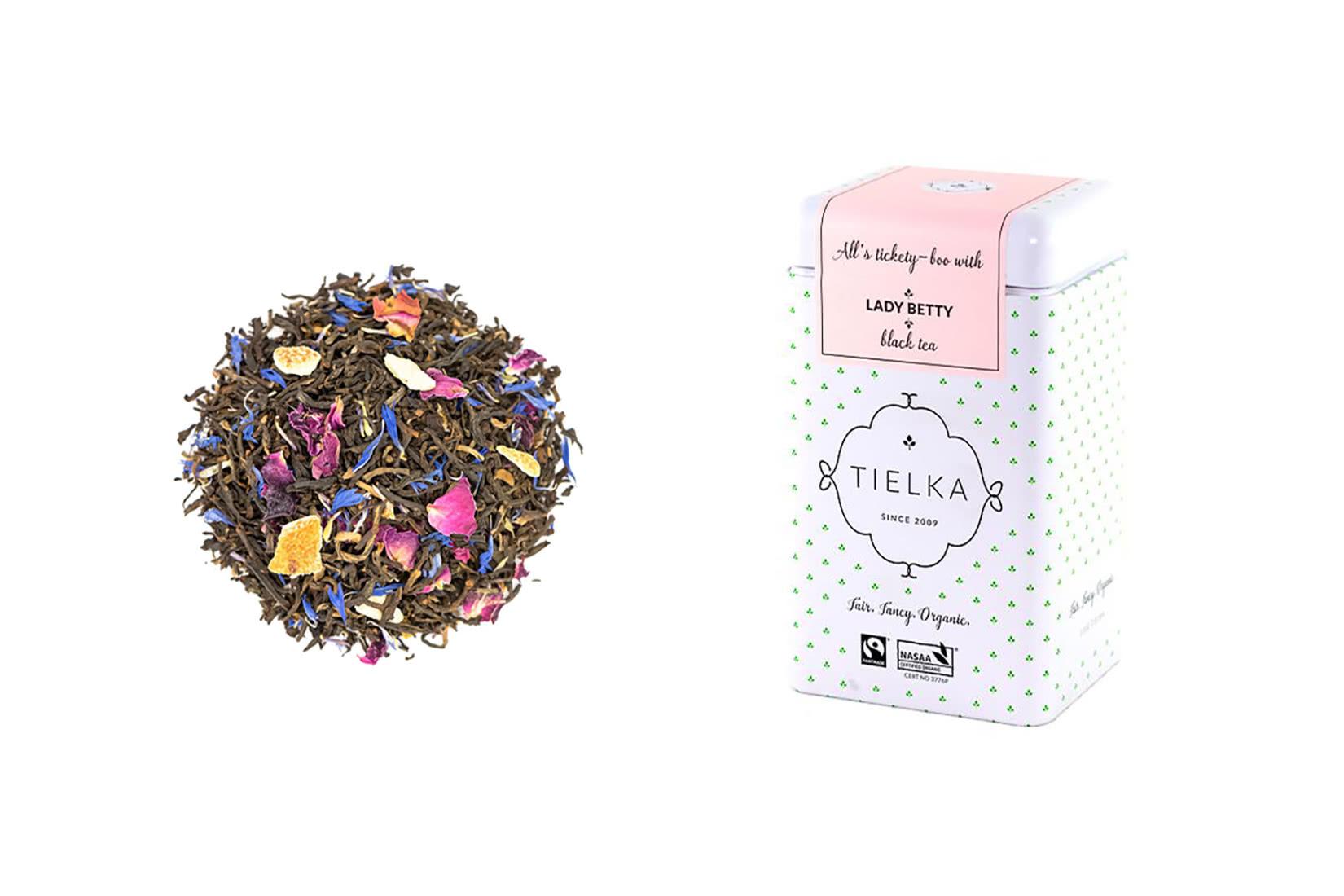best tea brands organic tielka black - Luxe Digital