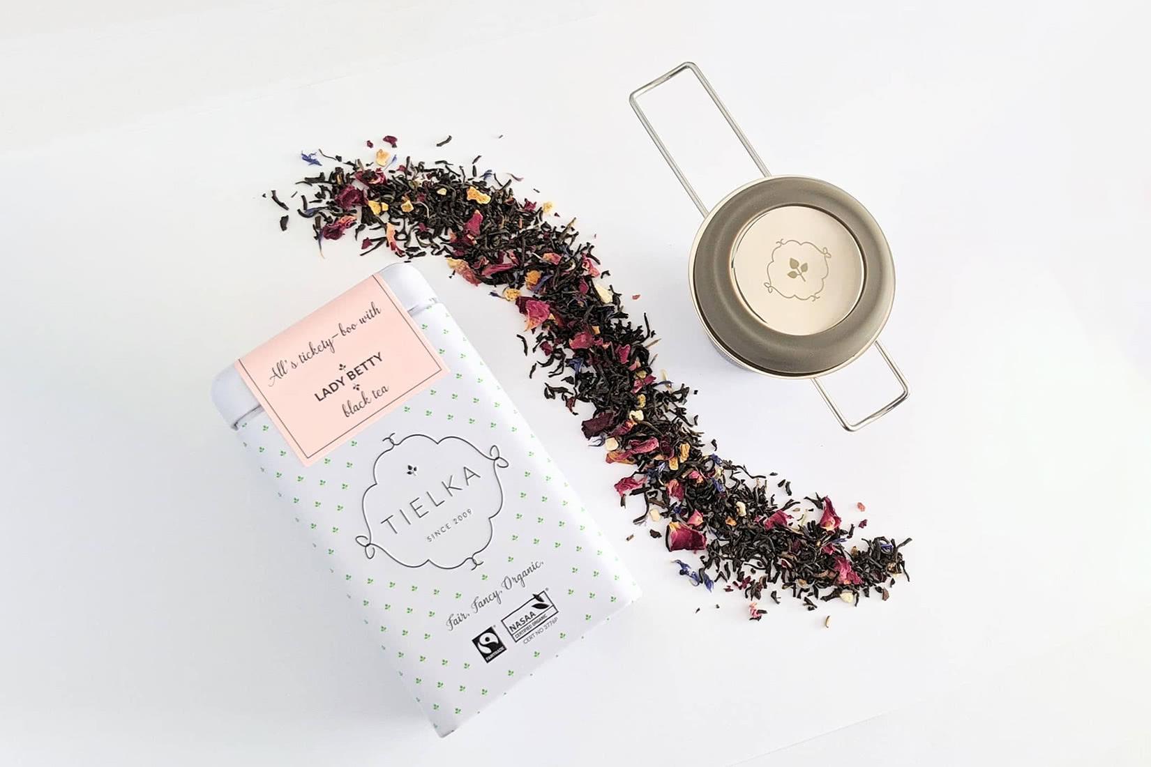 best tea brands tielka review - Luxe Digital