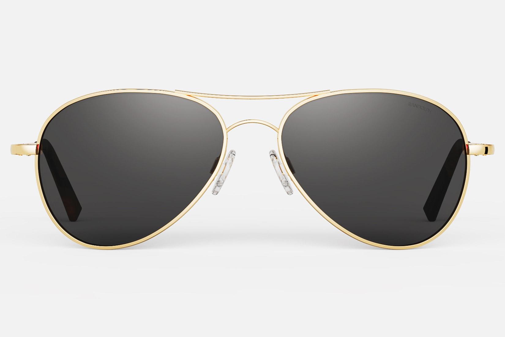 Randolph USA amelia women sunglasses review - Luxe Digital