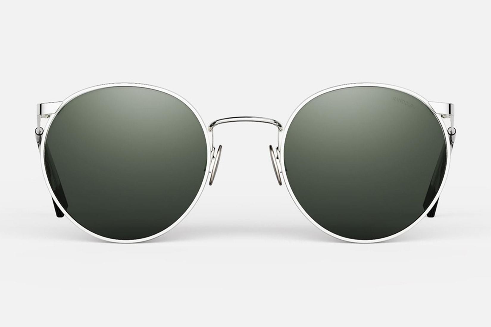 Randolph USA p3 women sunglasses review - Luxe Digital