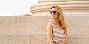 Randolph USA women sunglasses review - Luxe Digital