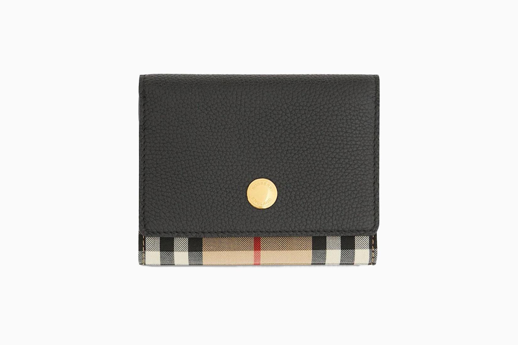 best women wallet burberry review Luxe Digital