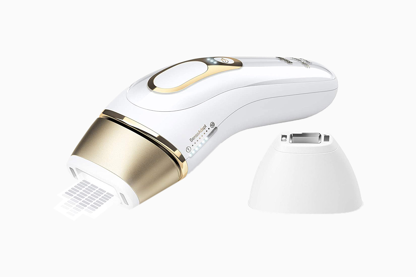 best ipl hair removal braun review Luxe Digital