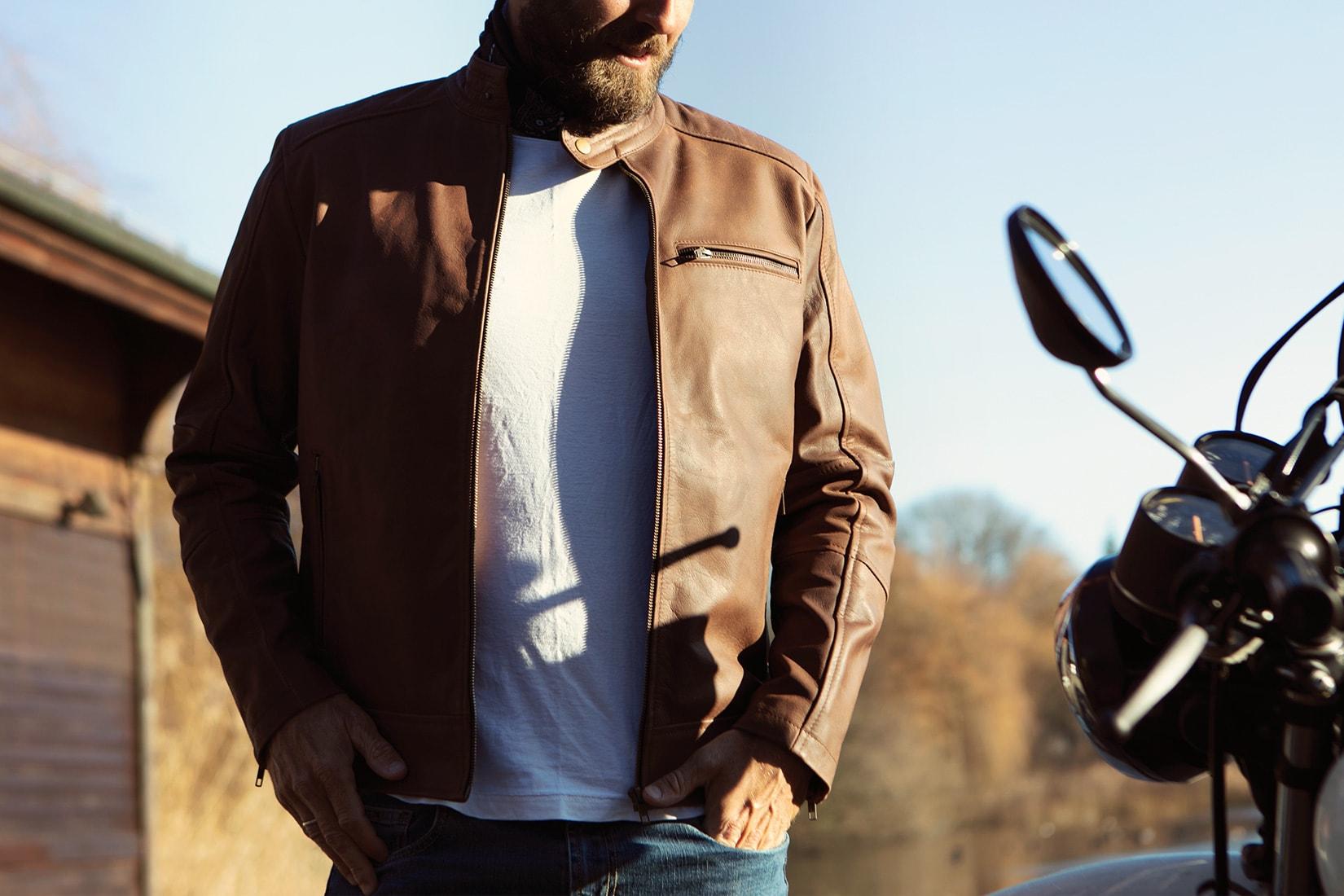 the jacket maker ionic biker review - Luxe Digital