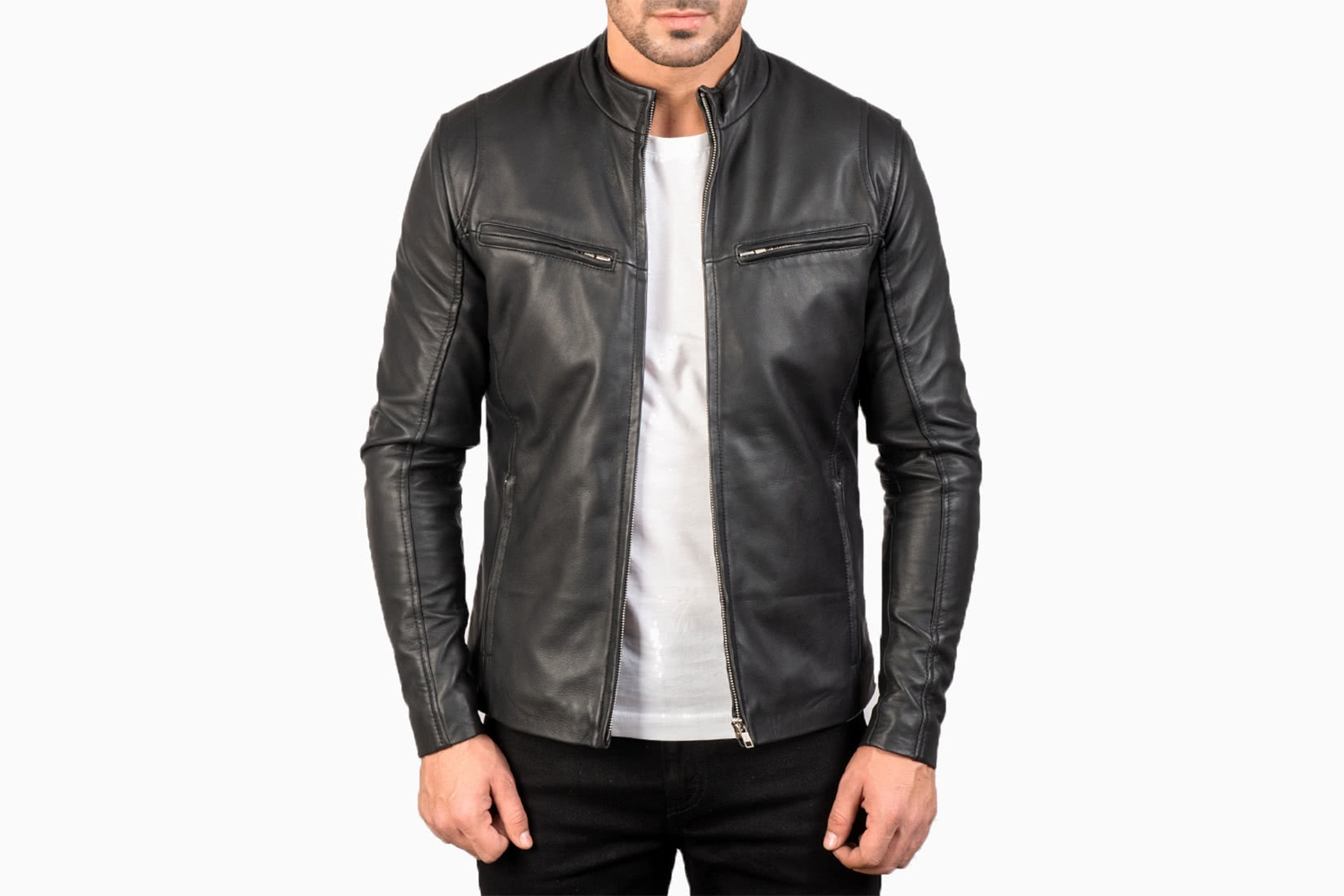 the jacket maker ionic leather review - Luxe Digital