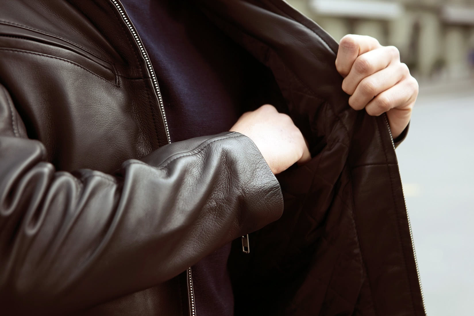 the jacket maker leather review - Luxe Digital