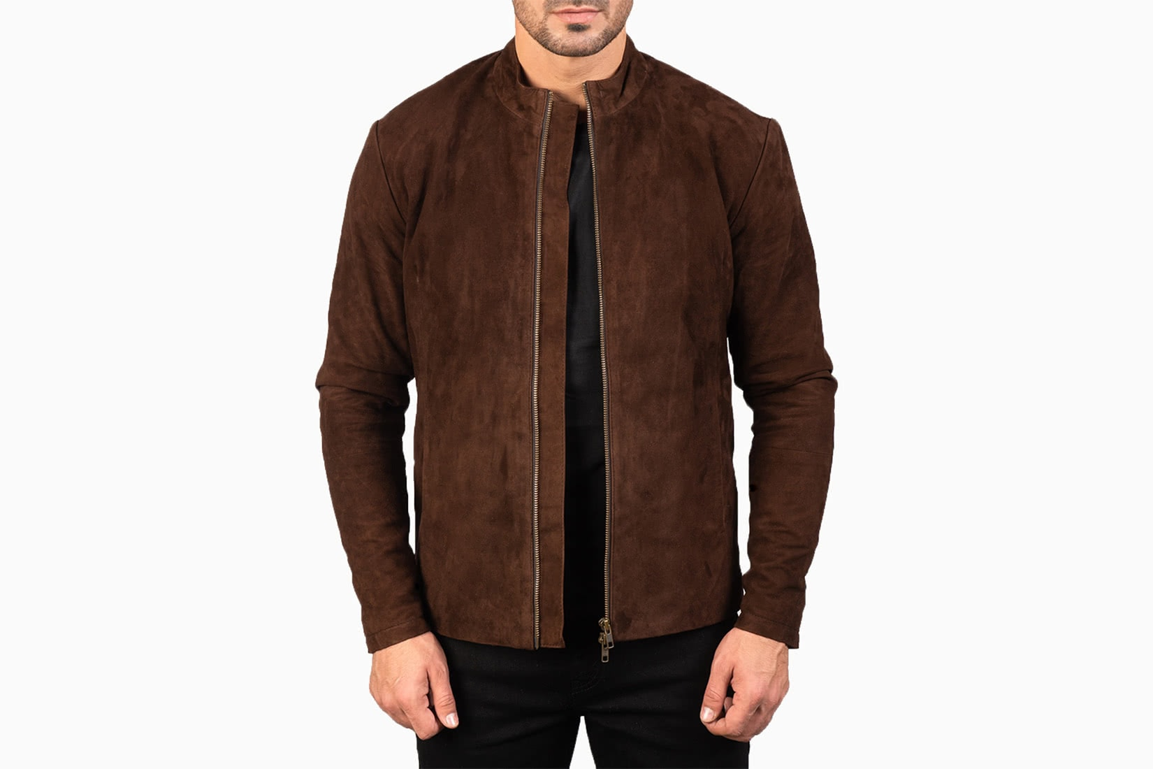 the jacket maker suede leather custom review - Luxe Digital