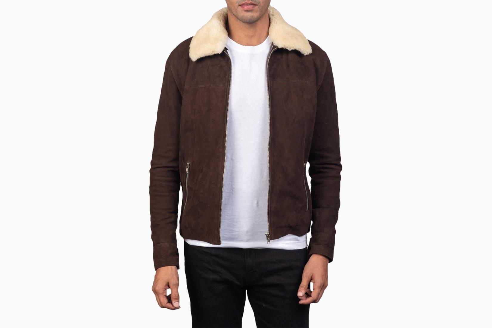 Los mejores abrigos de invierno para hombres, fabricante de chaquetas, revisión de coffner shearling - Luxe Digital